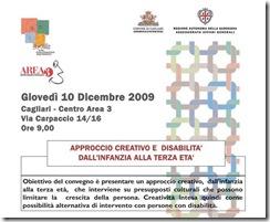 Locandina convegno approccio sulla disabilità